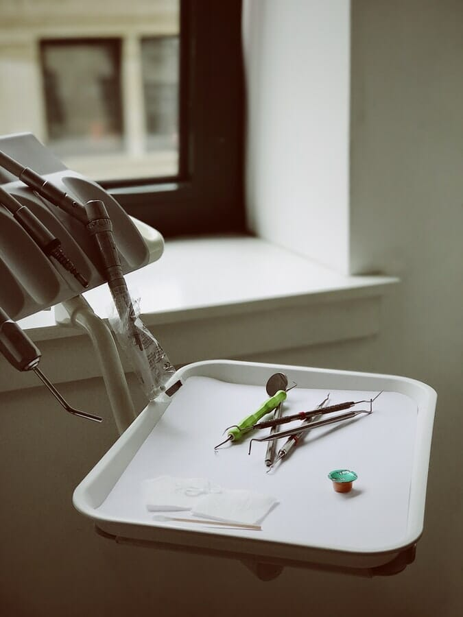 A Nottingham dentist has been suspended. This is a photograph of some dental instruments, similar to what they might have used.