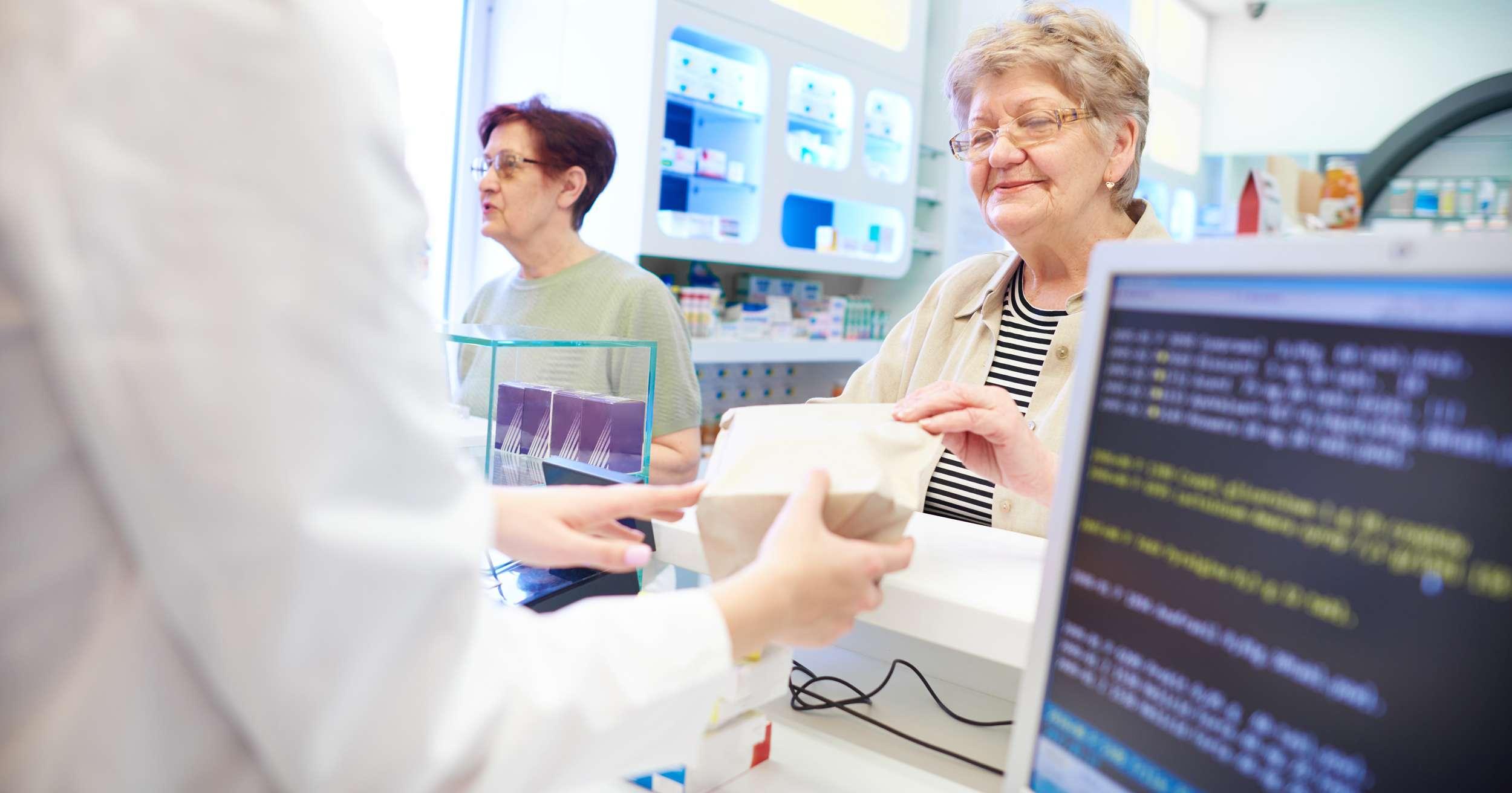 pharmacy misdiagnosis