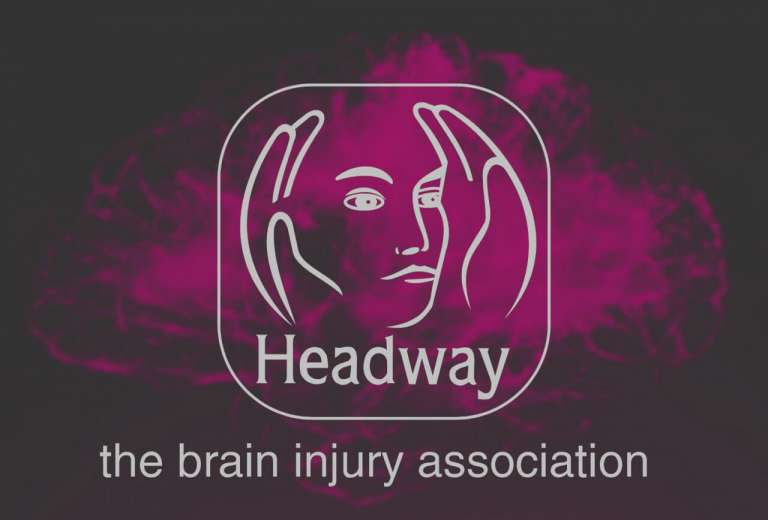 Headyway - the brain injury association's logo