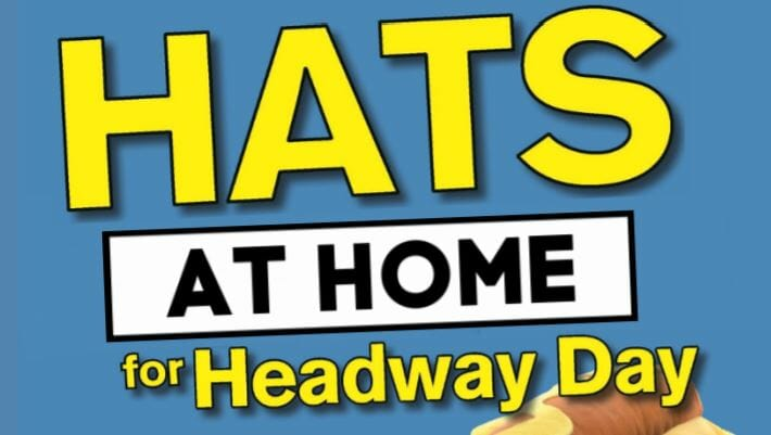 Hats at Home for Headway 2020