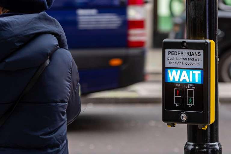pedestrian crossing hit and run