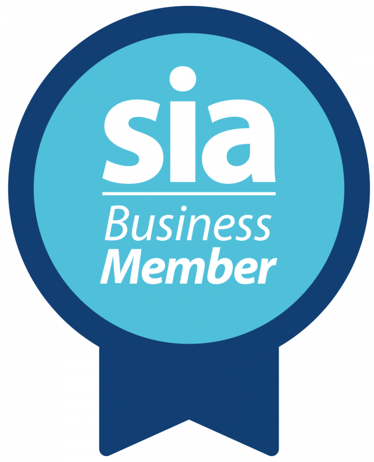 The logo for a Spinal Injuries Association (SIA) Business Member